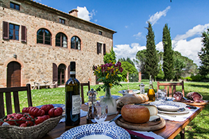 Cooking Under the Tuscan Sun