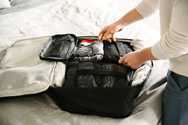 Packing tips for women travelers